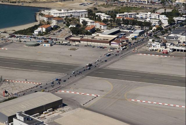 Gibraltar Airport 3