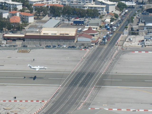 Gibraltar Airport 5