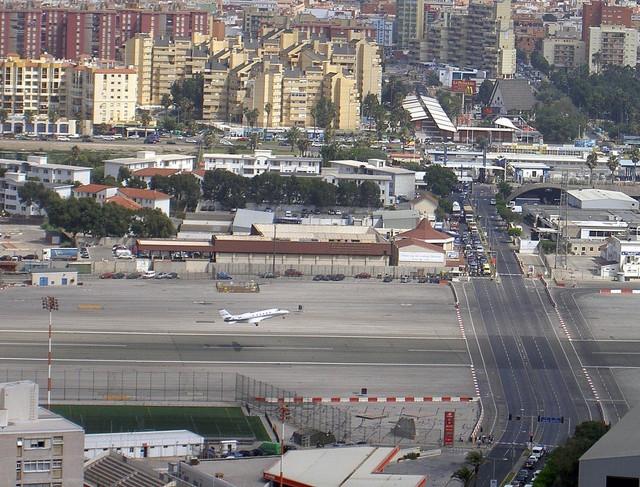 Gibraltar Airport 6