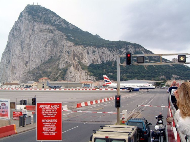 Gibraltar Airport 7