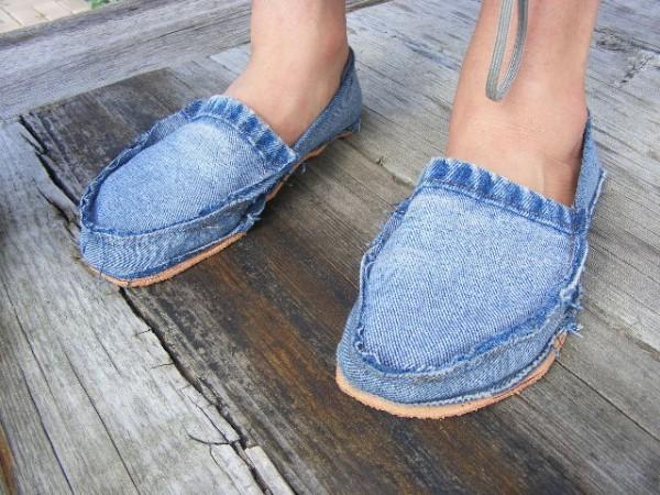 mengolah jeans bekas diy 01