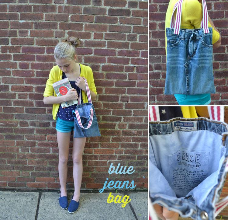 mengolah jeans bekas diy 08