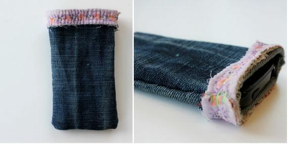 mengolah jeans bekas diy 17