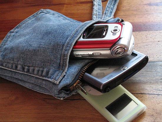 mengolah jeans bekas diy 21