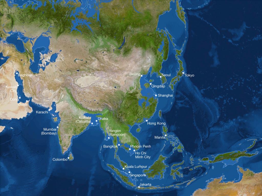Negara-Negara Yang Terancam Tenggelam