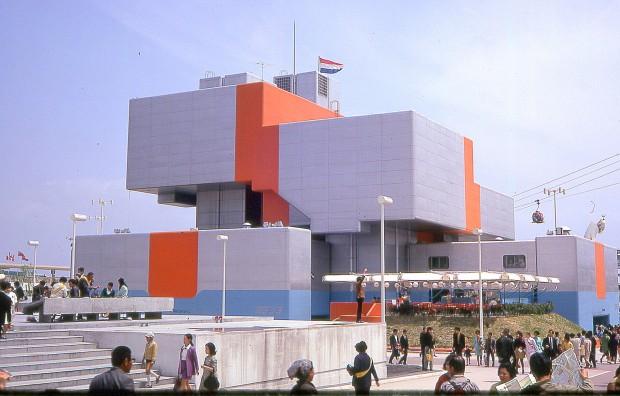 Pameran Terbesar Expo 70 Osaka Jepang 03