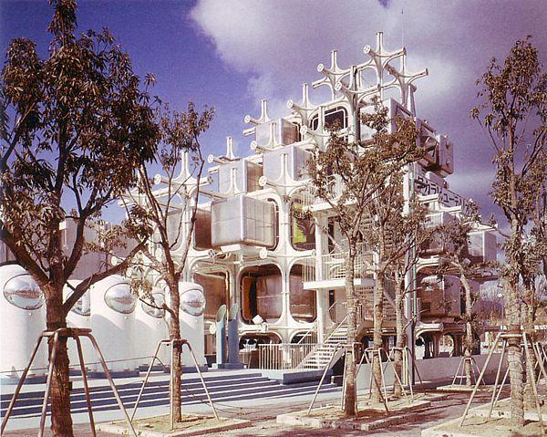 Pameran Terbesar Expo 70 Osaka Jepang 07