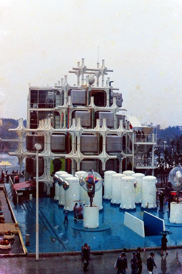 Pameran Terbesar Expo 70 Osaka Jepang 10