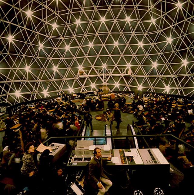 Pameran Terbesar Expo 70 Osaka Jepang 12