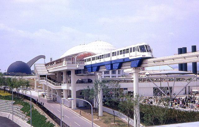 Pameran Terbesar Expo 70 Osaka Jepang 13