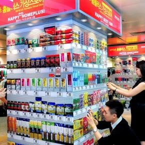 cara unik berbelanja di korea selatan tesco 4