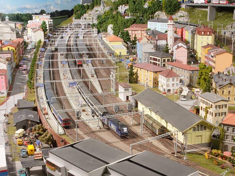 miniatur jalur kereta api miniature wunderland 20