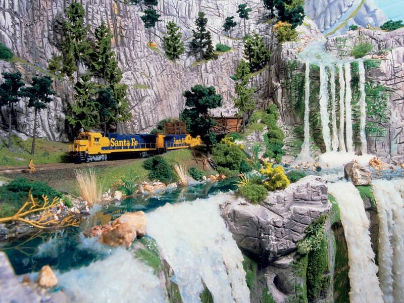 miniatur jalur kereta api miniature wunderland 4
