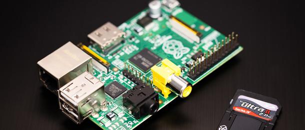 komputer raspberry pi