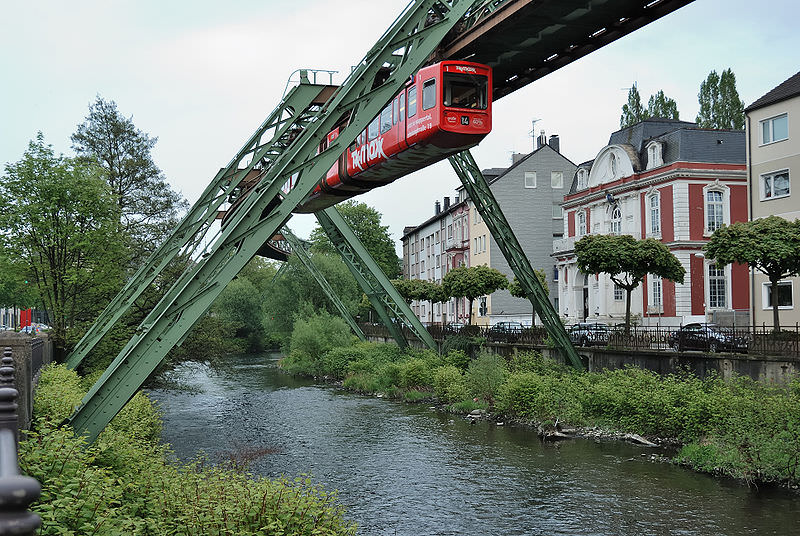 Wuppertal-Uferstra