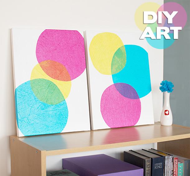 ide kreatif membuat karya seni dari kertas 13