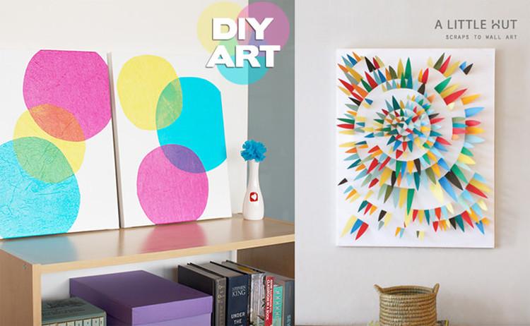 e2075e7f8dd 10 Ide Kreatif Membuat Karya Seni dengan Menggunakan Kertas – Mobgenic