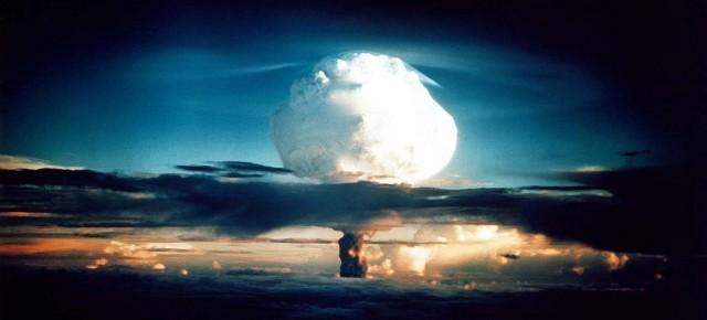2053 Bom Nuklir Pernah Meledak di Bumi