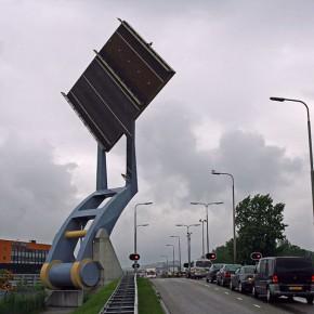 Jembatan Slauerhoffbrug Belanda 9