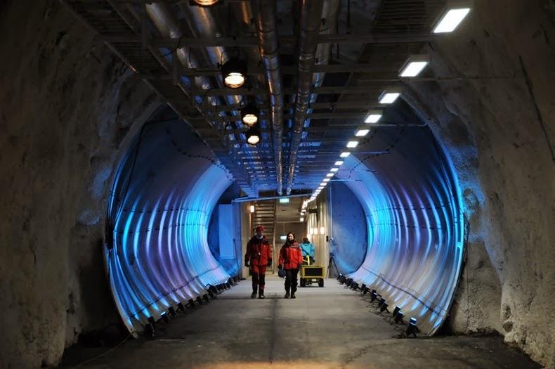 Svalbard Seed Vault 1