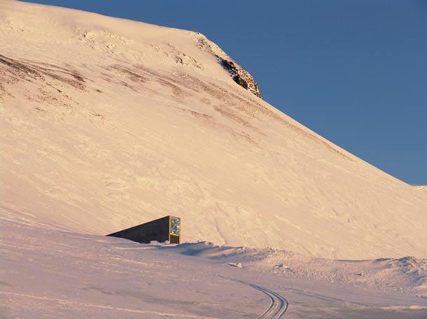 Svalbard Seed Vault 10