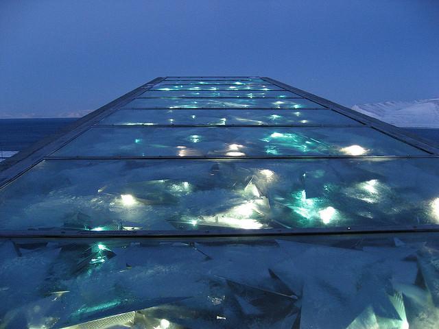 Svalbard Seed Vault 11