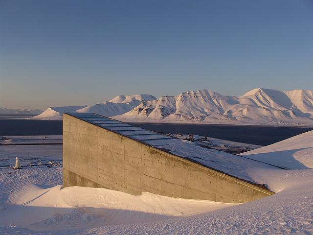 Svalbard Seed Vault 12