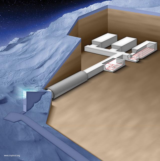 Svalbard Seed Vault 14