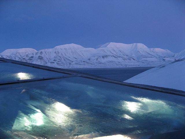 Svalbard Seed Vault 15