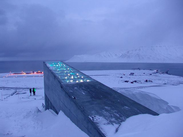 Svalbard Seed Vault 2