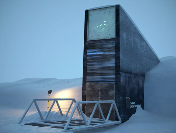 Svalbard Seed Vault 4