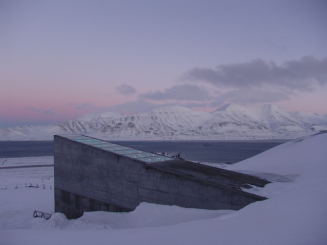 Svalbard Seed Vault 5