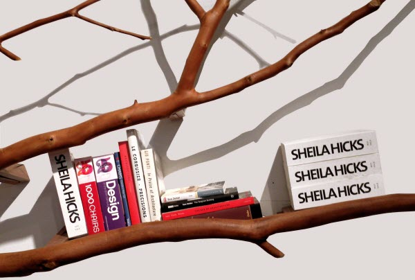 desain lemari buku kreatif bilbao 2