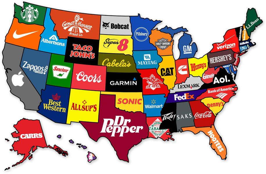 40 Peta Membantu Memahami Dunia Page 2 Mobgenic Amerika Serikat