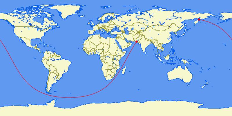40 Peta Membantu Memahami Dunia Page 2 Mobgenic Garis Terpanjang