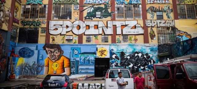 5 Pointz: Situs Simbol Kebebasan Berekspresi di Kota New York