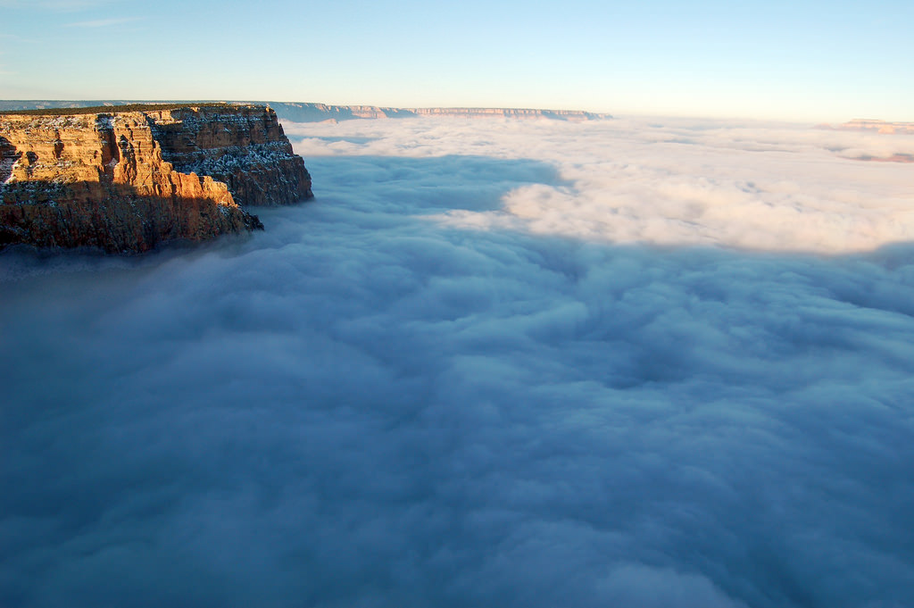 fenomena jatuhnya kabut grand canyon inversion 1