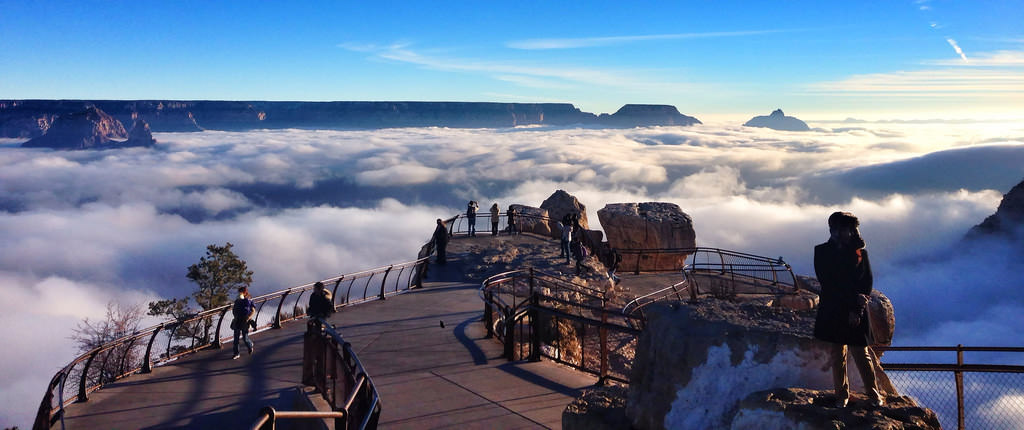 fenomena jatuhnya kabut grand canyon inversion 3