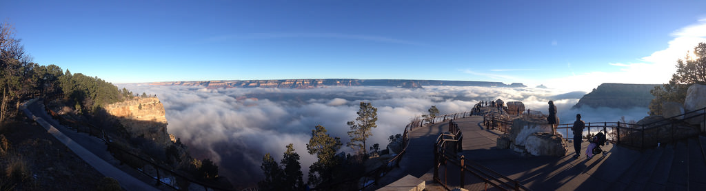 fenomena jatuhnya kabut grand canyon inversion 4