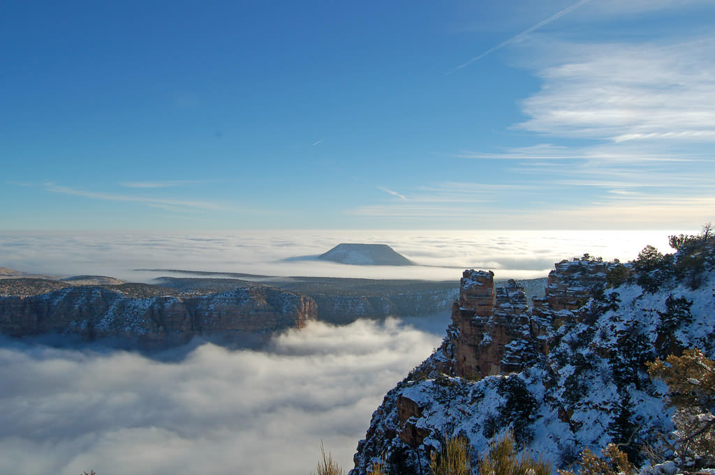fenomena jatuhnya kabut grand canyon inversion 6