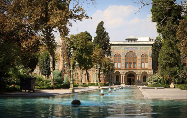 situs warisan dunia unesco golestan palace 2