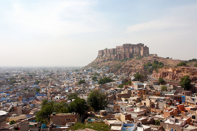 situs warisan dunia unesco hill forts of rajasthan 1