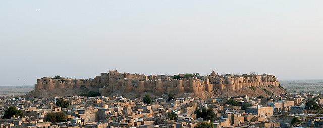 situs warisan dunia unesco hill forts of rajasthan 2