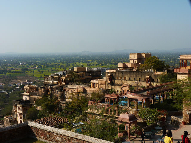 situs warisan dunia unesco hill forts of rajasthan 3