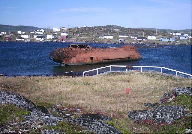 situs warisan dunia unesco red bay basque whaling station 1