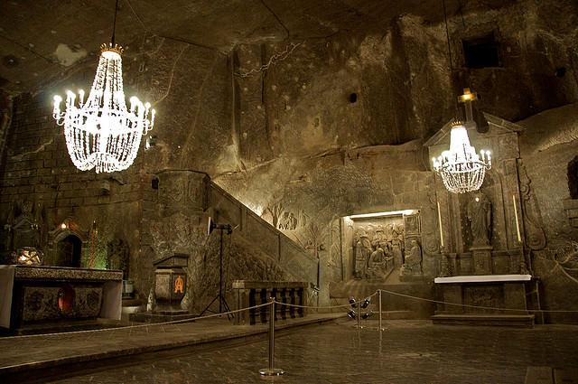 situs warisan dunia unesco wieliczka and bochnia salt mines 1