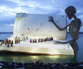 tata panggung bregenz festival opera on the lake