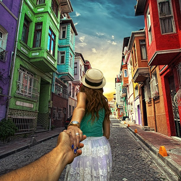 follow me murad osmann istanbul