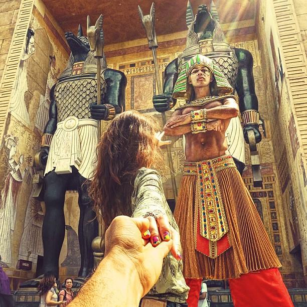 follow me murad osmann mesir