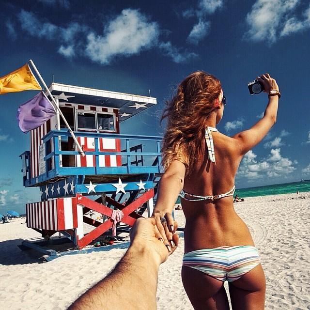 follow me murad osmann miami beach